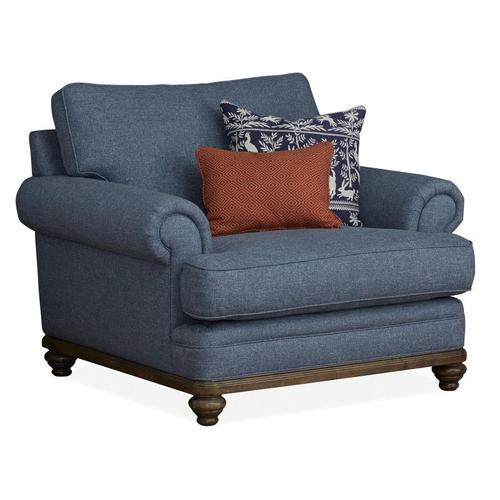 Accent Chair - (Haven Ocean)