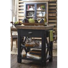 Urban Accents Kitchen Island