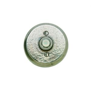 Round Doorbell Button Silicon Bronze Brushed Product Image