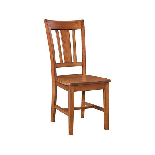 Product Image - San Remo Chair inBourbon Oak