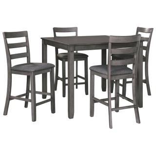 Bridson 5 pc. Counter Height Table Set