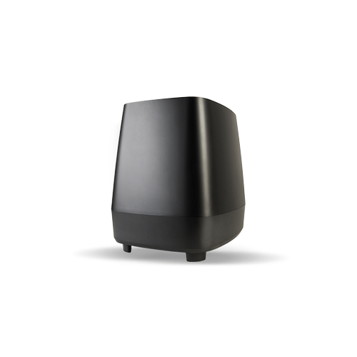 MAXIMUM-PERFORMANCE SOUND BAR AND WIRELESS SUBWOOFER in Black