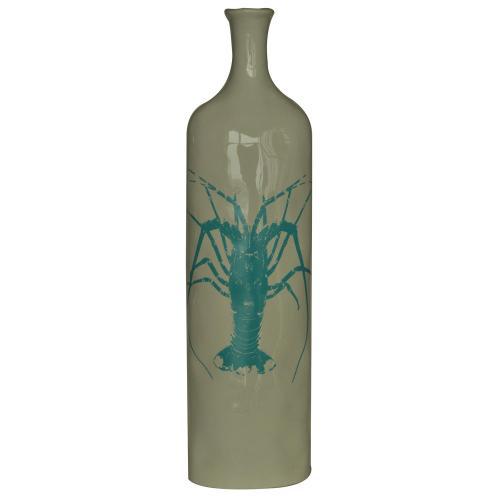 Large Lobster Vase