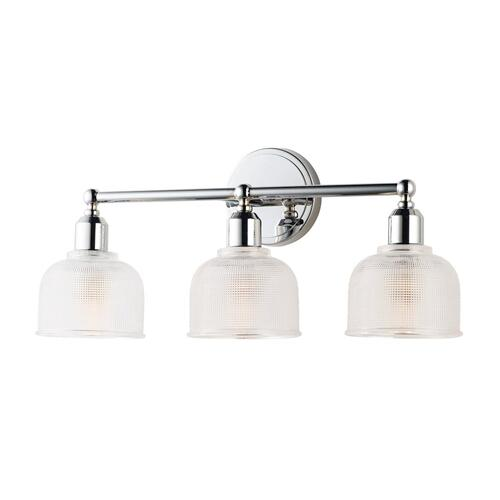 Hollow 3-Light Bath Vanity