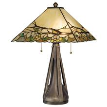 Table Lamp ( Shade: 3.25 x 16.25 x 10.5H )