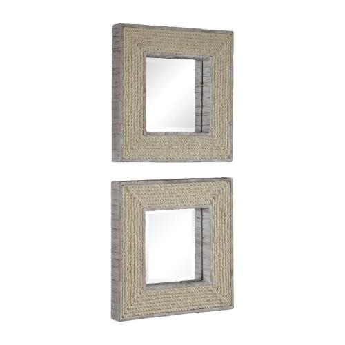 Product Image - Cambay Square Mirrors, S/2
