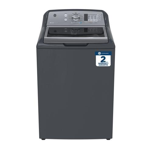 GE 5.3 Cu. Ft. Top Load Energy Star Electric Washer Diamond Grey - GTW680BMMDG