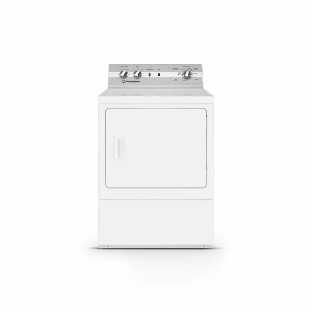 Speed QueenDc5 Sanitizing Electric Dryer With Extended Tumble  Reversible Door  5-Year Warranty