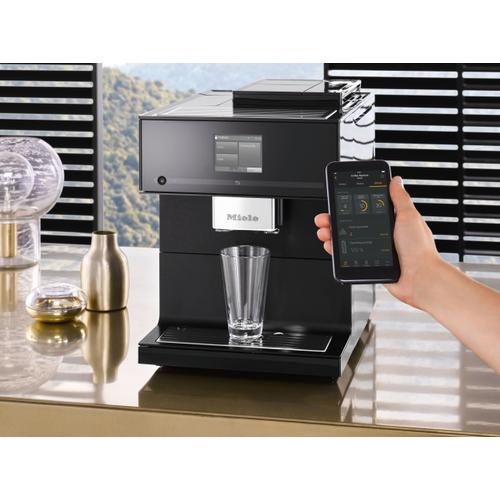 Miele - CM 7750 CoffeeSelect - Countertop coffee machine with CoffeeSelect and AutoDescale for maximum flexibility