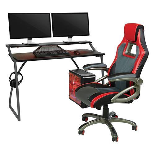 Alpha Battlestation Gaming Desk