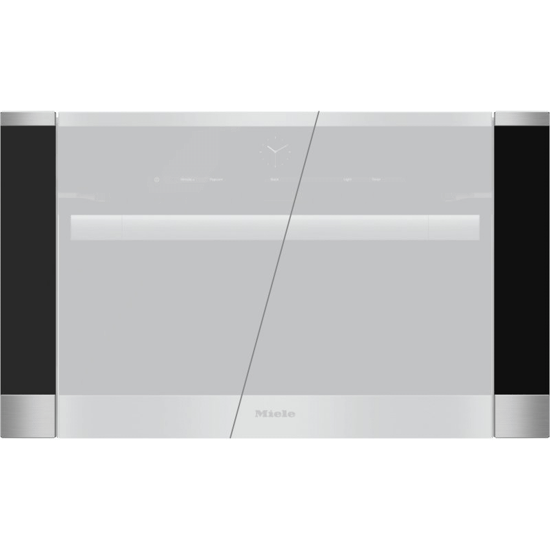 """EBA 6808 - Trim kit for 30"""" niche for installation of a speed oven/steam oven with 24"""" width x 18"""" height"""