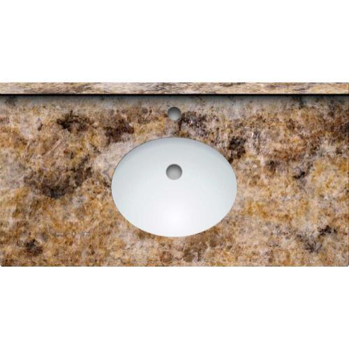 Strasser Woodenworks - Granite vanity top