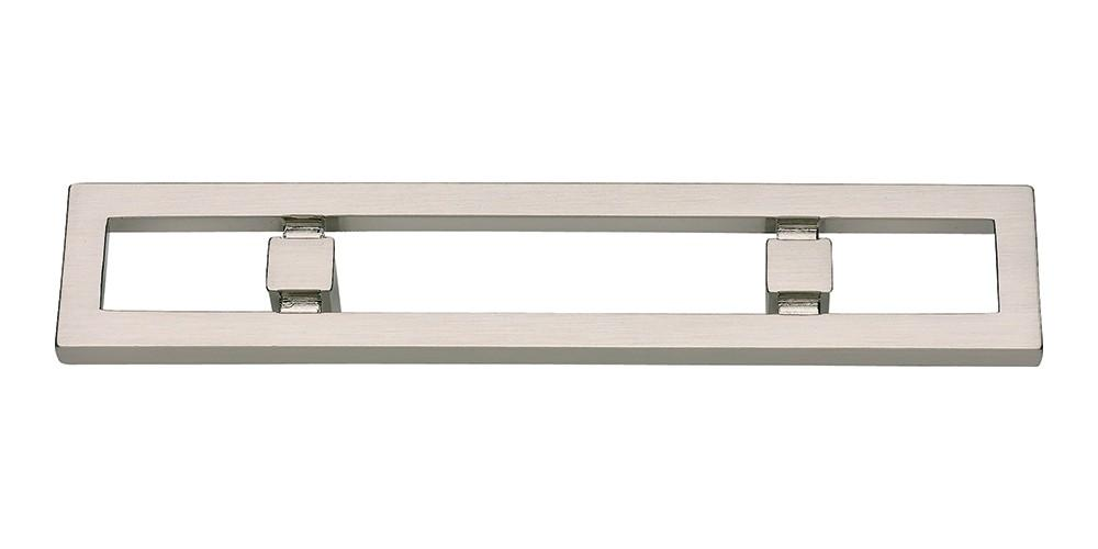 Nobu Pull 3 Inch (c-c) - Brushed Nickel