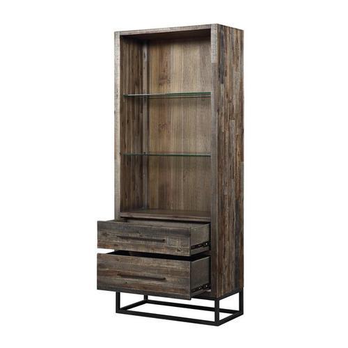 Gallery - 2 Drw Pier Bookcase