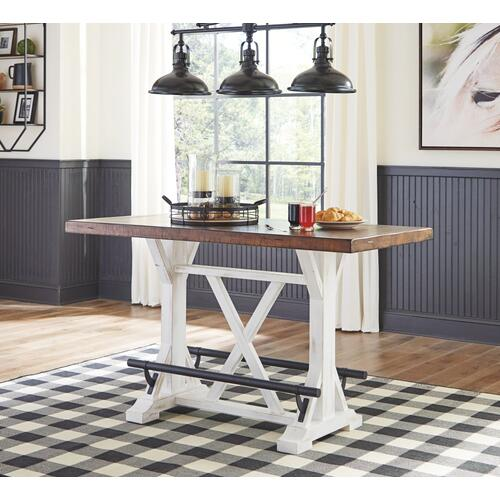 Valebeck Counter Height Dining Room Table