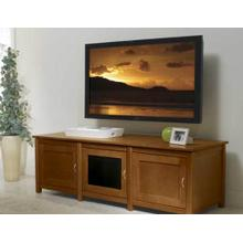 """See Details - Black Dual-Purpose Wall Mount offers choice of tilting or low-profile mount for 27"""" - 90"""" TVs"""