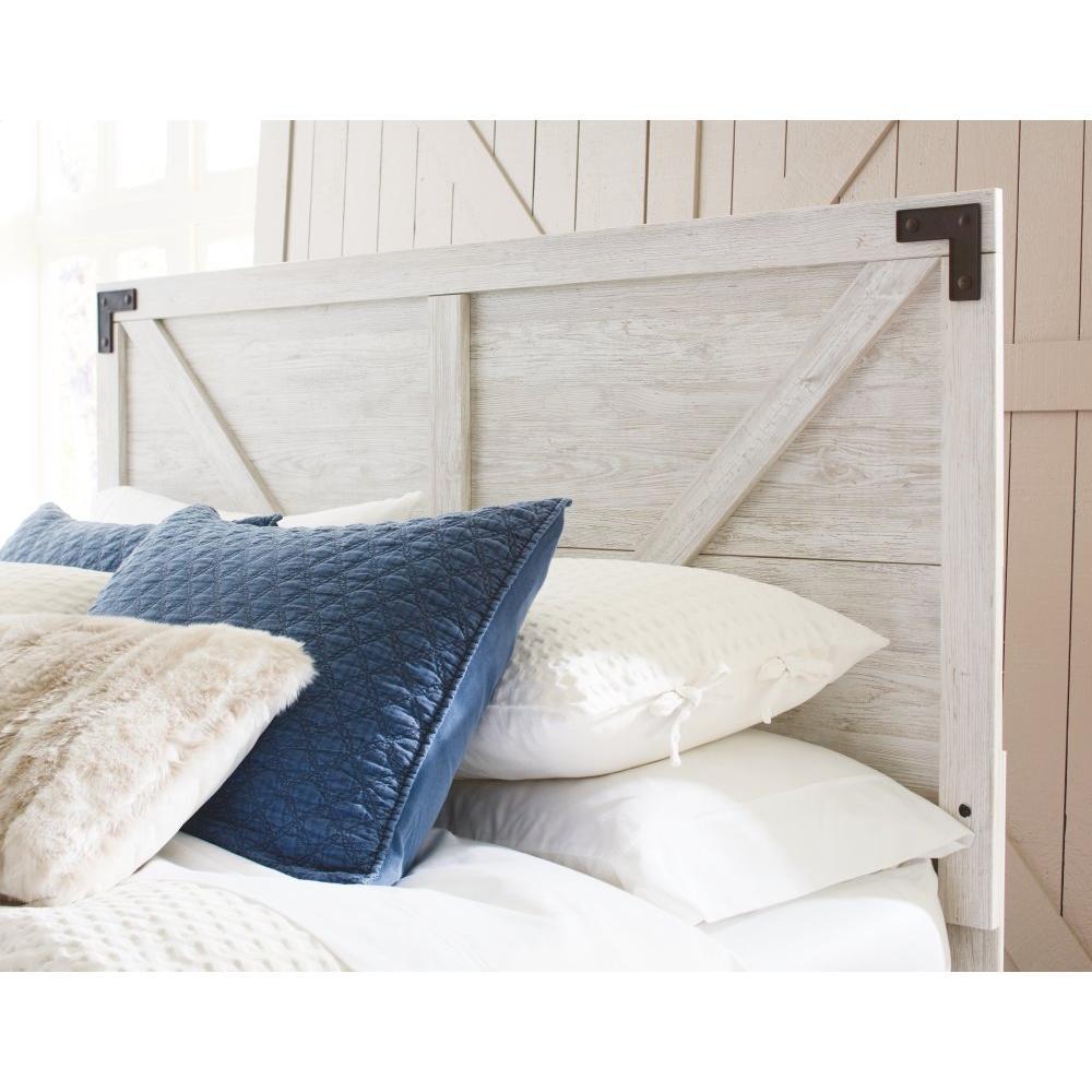 Shawburn Full Panel Platform Bed