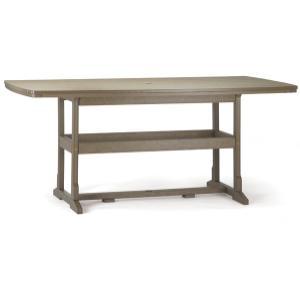 "Breezesta - 42"" x 84"" Counter Table"