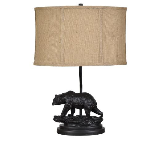 Crestview Collections - Bear Trail Table Lamp