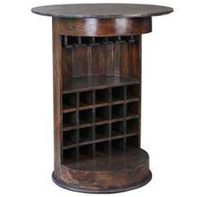 See Details - Barrel Bar - Java Brown