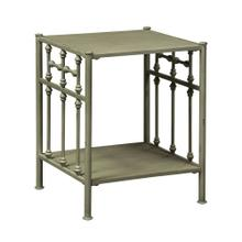 Open Night Stand - Green