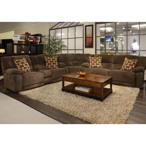 Reclining Console Loveseat w/Stor & Cuphol