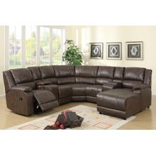View Product - Recling Section Sofa