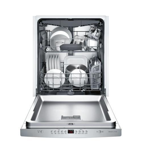 300 Series Dishwasher 24'' Stainless steel SHSM63W55N