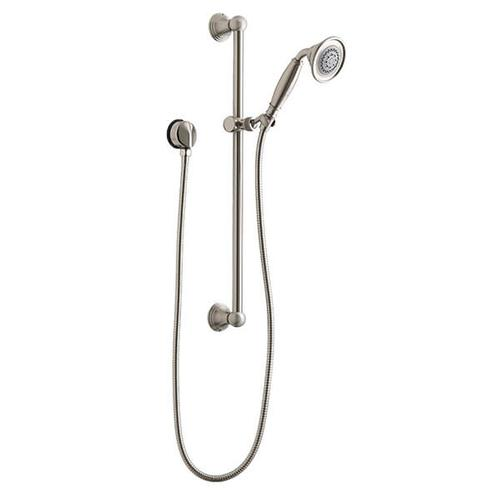 Dxv - Ashbee Water Saving Personal Shower Set with Hand Shower - Brushed Nickel