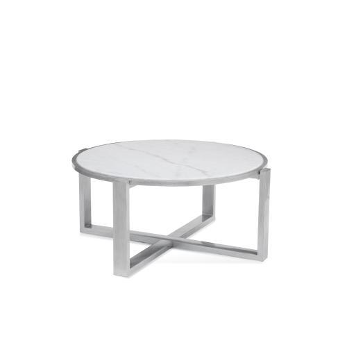 Bassett Mirror Company - Hessle Rnd Cocktail Table