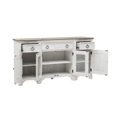 Pulaski Furniture - Glendale Estates 3 Drawer Buffet Server