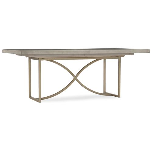 Product Image - Elixir 80in Rectangular Dining Table w/1-20in Leaf