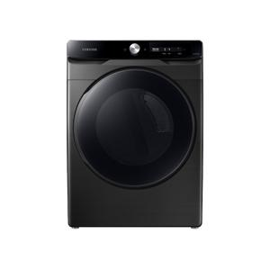 Samsung Appliances7.5 cu. ft. Smart Dial Gas Dryer with Super Speed Dry in Brushed Black