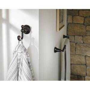 "Wynford oil rubbed bronze 24"" towel bar"