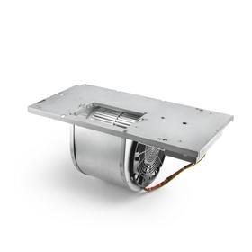 585 CFM internal blower - Stainless Steel