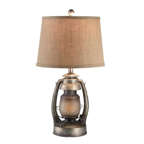 Crestview Collections - Oil Lantern Table Lamp