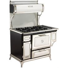 """View Product - White 48"""" Classic Gas Range - Model 7200"""