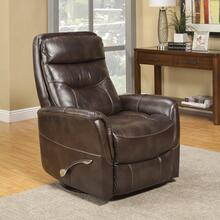 Gary Truffle Manual Swivel Glider Recliner