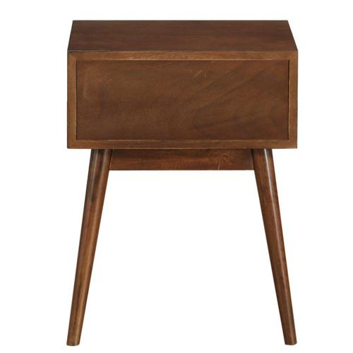 Draper Mid-Century Modern End Table
