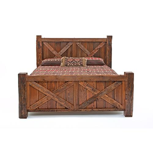 Western Traditions - Wyoming Bed - King Headboard Only