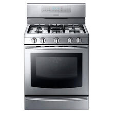 NX58F5700 Gas Range with True Convection