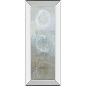 "Classy Art - ""Evolu"" By Heather Ross Mirror Framed Print Wall Art"