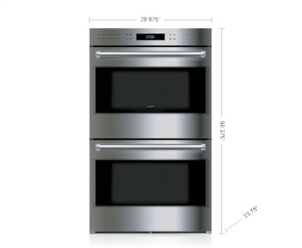 """Legacy Model - 30"""" E Series Professional Built-In Double Oven"""