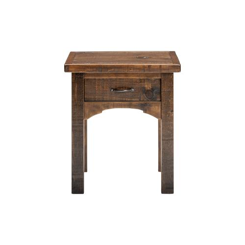 Woodland Park 1 Drawer Nightstand
