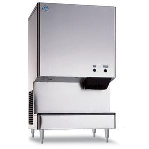 Hoshizaki - DCM-300BAH, Cubelet Icemaker, Air-cooled, Built in Storage Bin