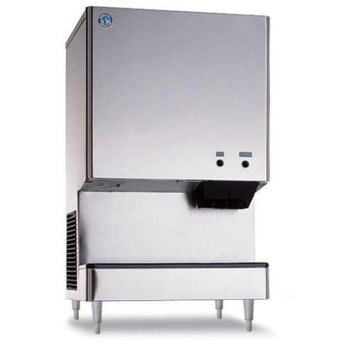 DCM-300BAH, Cubelet Icemaker, Air-cooled, Built in Storage Bin