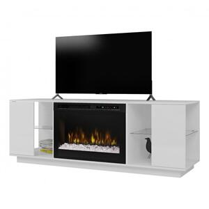Dimplex - Flex Lex Media Console Electric Fireplace