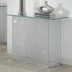 Crystal Sofa Table