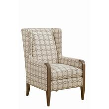 Geode Uph - Element Wing Chair