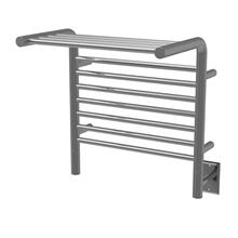 The Jeeves Model M Shelf - Brushed Stainless
